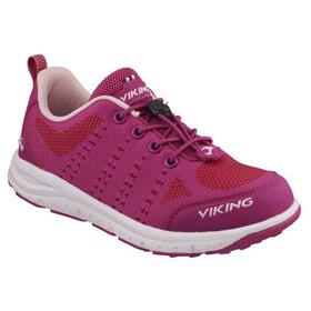 Viking Footwear Arnes Scarpe Bambino, magenta/red